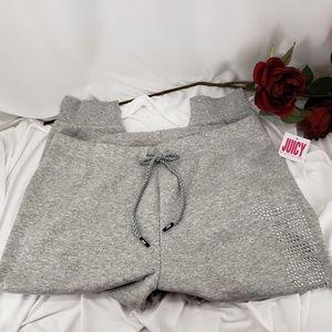 Juicy Couture Track Pants w/ Rhinestones 💎NWT